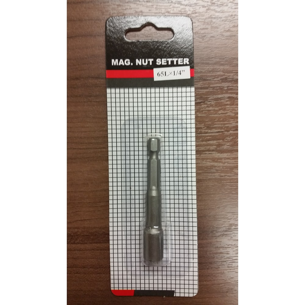 "1/4"" Hex Magnetic Nutsetter (Select Length)"