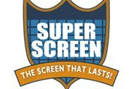 "Super Screen 17x20 Fine Mesh Polyester 48"" x 100'"