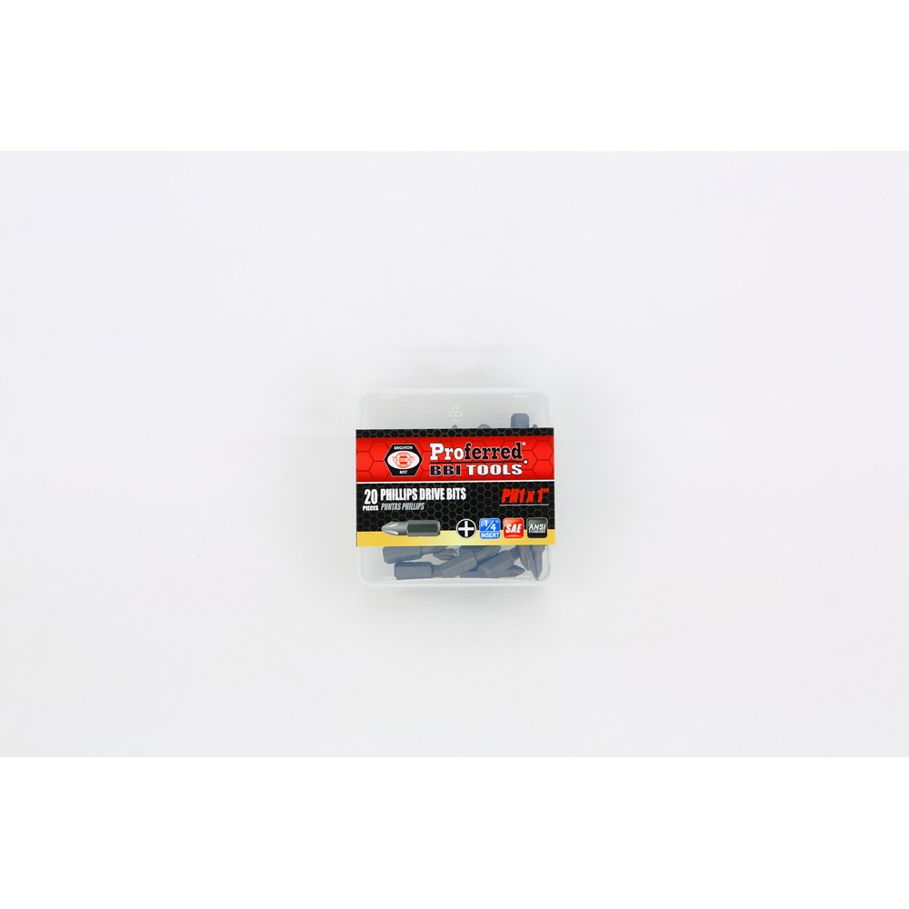 "Phillips Drive Bits 1"" Length (select size)"