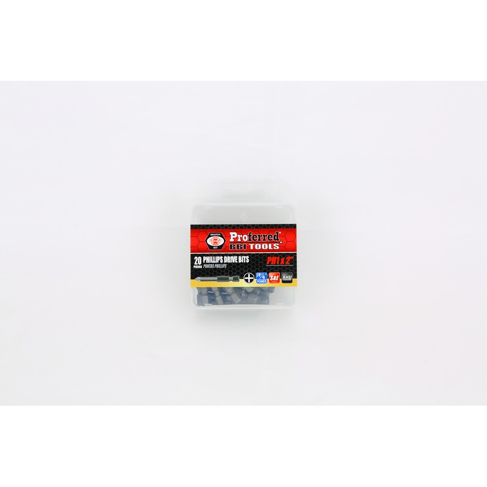 "Phillips Drive Bits 2"" Length (select size)"