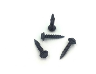 #10 Sheet Metal Screws Hex Washer Head Type 17 point 1000 Hr